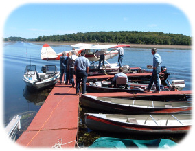 boat rentals - docks